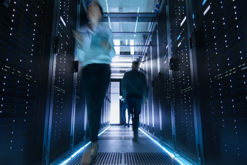 Process automation and orchestration enable IT teams to optimize data centers and streamline the delivery of services end-to-end