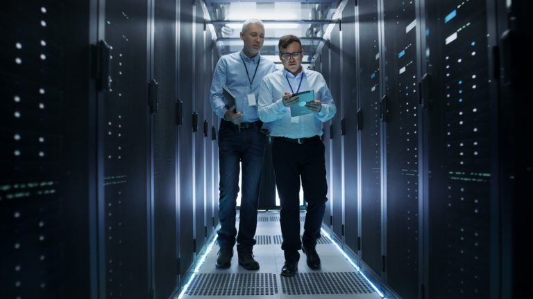 Data centers are rapidly evolving, adapting to new technologies and demand for scalability and reliability.