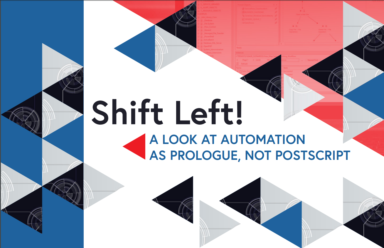 Low-code IT automation enables IT to automate and optimize processes faster.