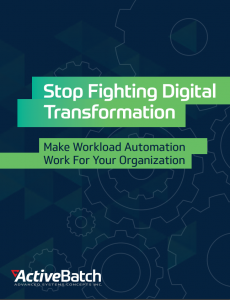 "Read the latest trends that are driving digital transformation in our new ebook, ""Stop Fighting Digital Transformation."""