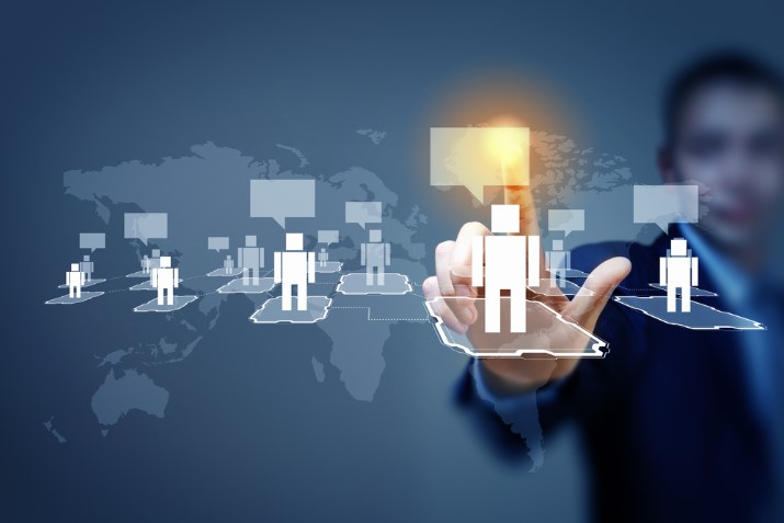 IT professionals using LinkedIn