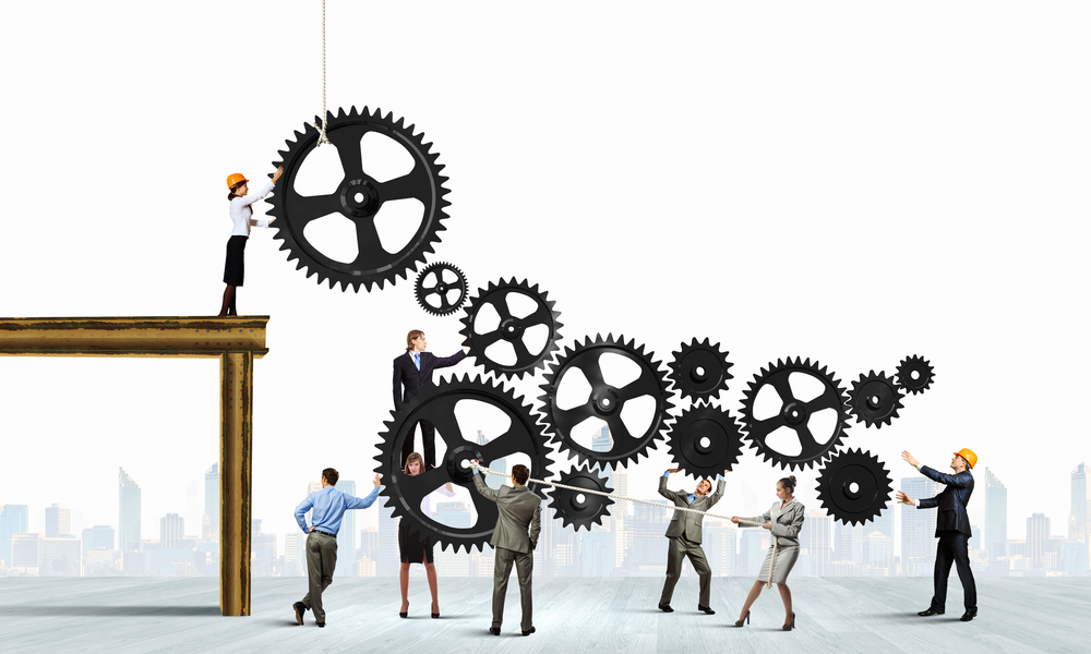 Centralize control over automated processes