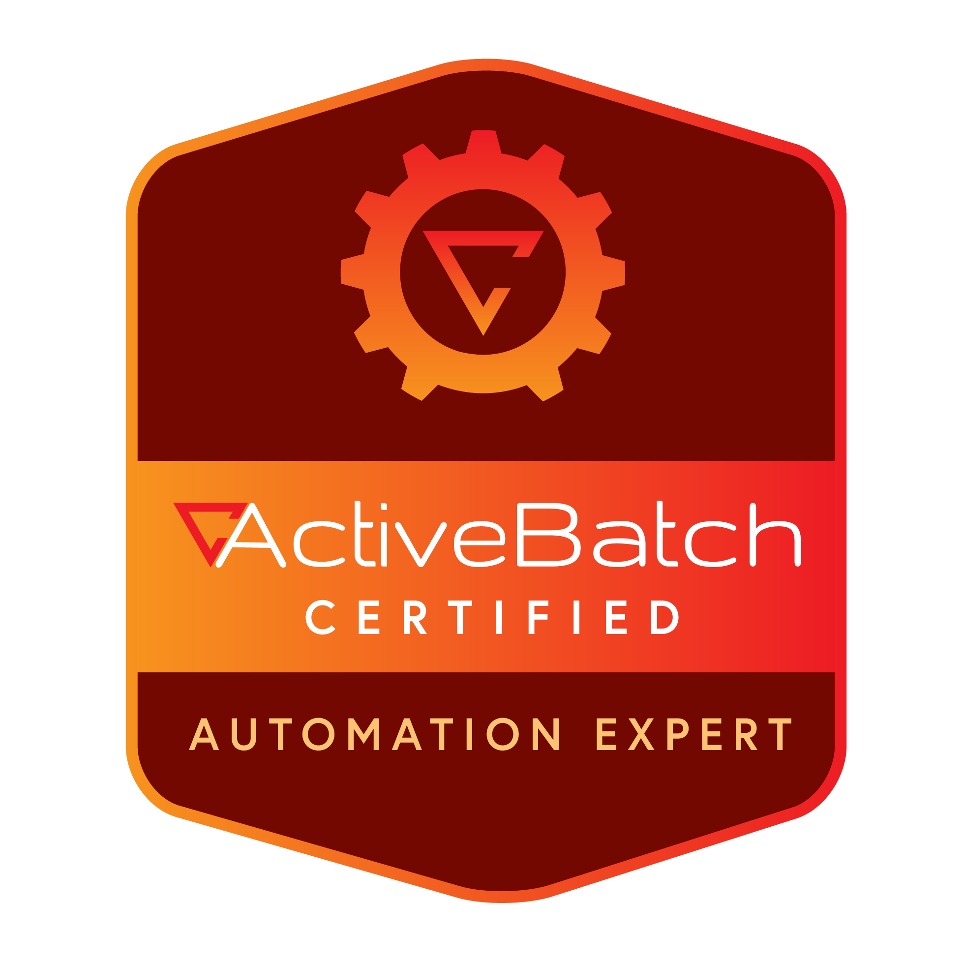 ActiveBatch Certified Automation Expert