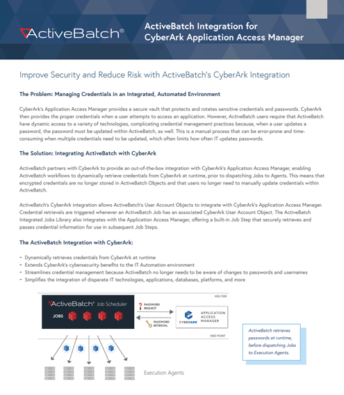 Image -  CyberArk Application Access Manager Integration