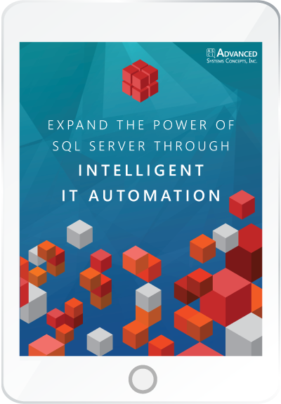 Image -  Expand The Power Of SQL Server Through Intelligent IT Automation White Paper