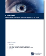 Image -  White Paper: A Look Ahead: Workload Automation Trends to Watch for in 2013