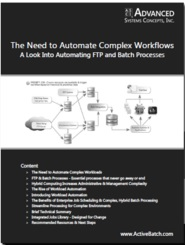 Image -  The Increasing Need to Automate Complex Workflows - A Look Into Automating FTP and Batch Processes