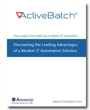 Image -  Your Guide to Discovering the Leading Advantages of a Modern IT Automation Solution - From Legacy Job Scheduling to Modern IT Automation