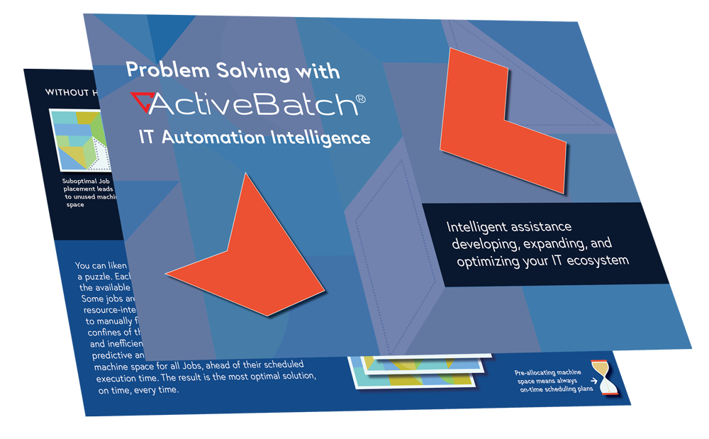 Image -  Problem Solving with ActiveBatch IT Automation Intelligence
