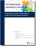 "Image -  The PowerCenter Automation Conundrum: How Enterprise Job Scheduling & Workload Automation can create Real-Time Data Warehousing & ""Agile BI"""