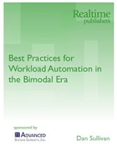 Best Practices for IT Job Scheduling and Workload Automation in the Bimodal Era