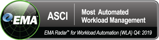 ActiveBatch awarded Most Automated Workload Management Solution Badge