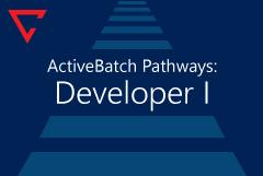 ActiveBatch Pathways: Developer I
